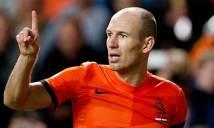 Robben từng trăn trở về việc phục vụ ĐTQG