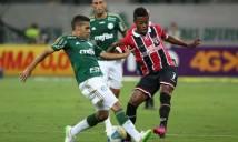 Palmeiras vs Sao Paulo, 07h45 ngày 08/09: Không thể cản