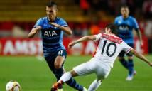 Tottenham vs Monaco, 01h45 ngày 15/09: Không thể chủ quan