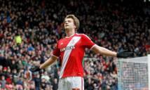 CHÍNH THỨC: Sao trẻ Chelsea cập bến Middlesbrough