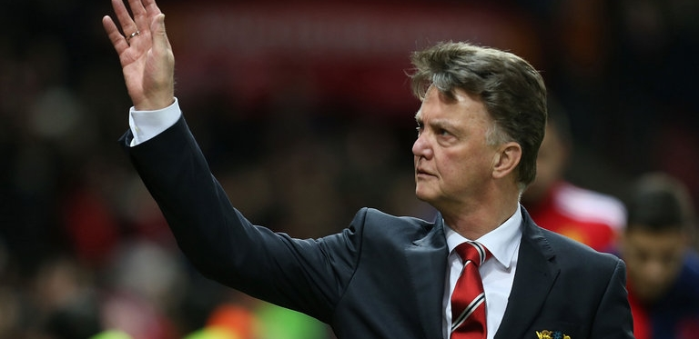 Hai năm sự nghiệp của Van Gaal tại Man Utd