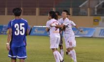 Truyền nhân Công Phượng tỏa sáng, U19 HAGL hủy diệt U19 Đài Loan