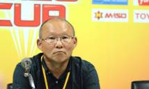 HLV Park Hang-seo trách học trò sau trận thua U23 Uzbekistan