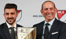 Cựu sao Barca giành giải cầu thủ xuất sắc nhất MLS