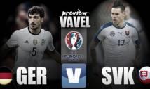 [Infographic] Đức vs Slovakia: Thôi đừng chiêm bao