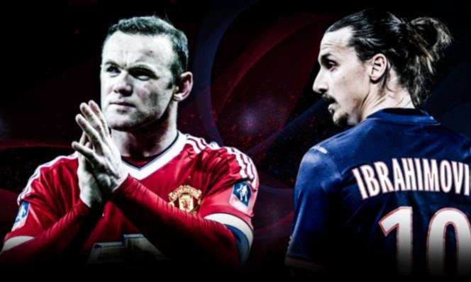 Góc M.U: Rooney - Ibra sẽ là cặp Eto'o - Milito mới