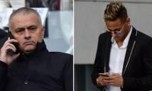 Mourinho thường xuyên làm điều này với Neymar
