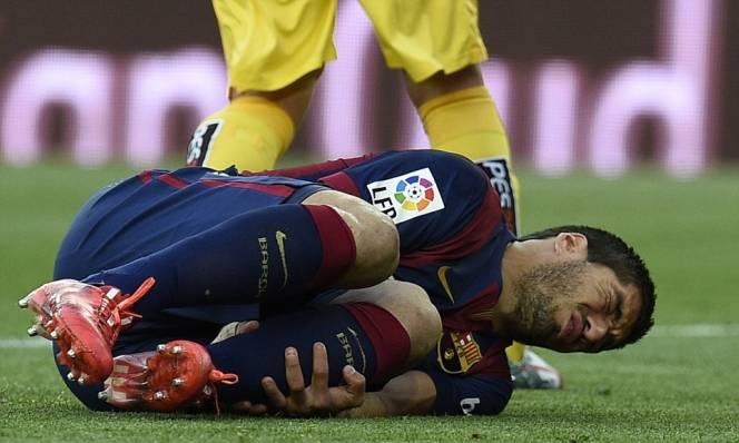 Thua đau trước Real, Barca còn đón thêm hung tin từ trụ cột