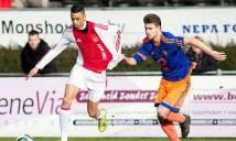 Vượt qua Arsenal và Chelsea, Man Utd có sao trẻ Ajax