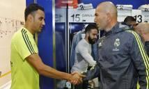 Tuyên bố không thay đổi nhân sự, Zidane mang tin vui đến MU
