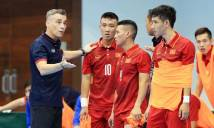 """Bị AFC 'chơi khó"""", ĐT futsal Việt Nam gặp thách thức lớn ở giải Vô địch ĐNÁ"""