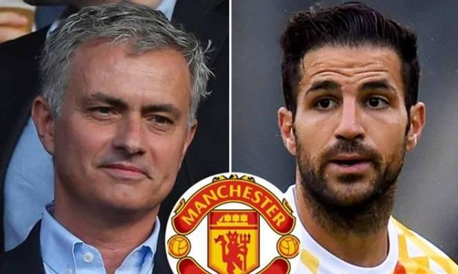 Mourinho mời gọi Fabregas về MU