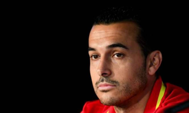 Pedro bất mãn vì phải ngồi dự bị ở ĐT Tây Ban Nha