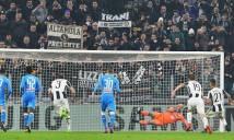 Song sát rực sáng, Juventus ngược dòng ấn tượng trước Napoli