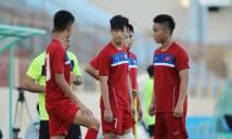 Nín thở với chấn thương của đội trưởng U20 Việt Nam