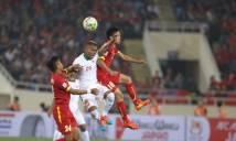 Thống kê không ủng hộ ĐTVN trước trận lượt về với Indonesia