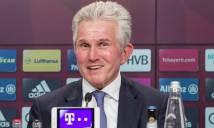 Tiết lộ lý do Heynckes chấp nhận trở lại Bayern