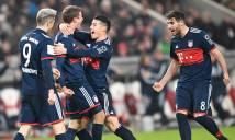 Bayern thắng nhọc Stuttgart với pha lập công duy nhất của Thomas Muller