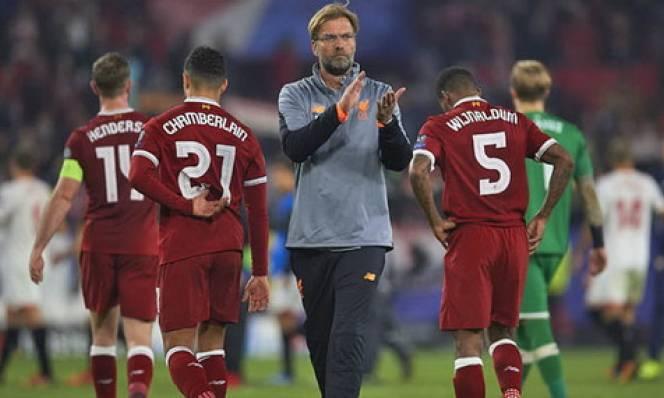 """Liverpool đã không còn là """"Vua đại chiến"""""""