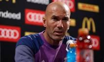 Giành siêu cúp châu Âu, HLV Zidane đã nói gì?