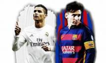 Những cuộc ganh đua khó tìm hồi kết giữa Messi và Ronaldo