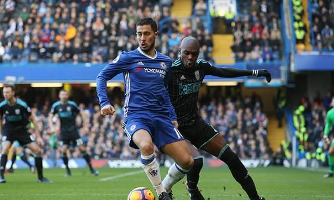 Nhận định Chelsea vs West Brom 03h00, 13/02 (Vòng 27 - Ngoại hạng Anh)