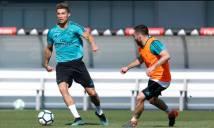 Real Madrid nhận tin cực vui từ Ronaldo và Carvajal