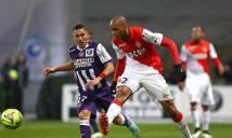 Monaco vs Toulouse, 20h00 ngày 24/01: Lấy lại ngôi nhì