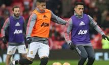Rojo và Sanchez chẳng ưa gì nhau ở Man Utd