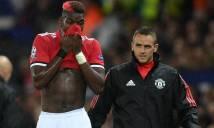 MU đón tin vui: Pogba kịp trở lại trước đại chiến với Chelsea và Tottenham