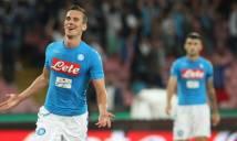 Napoli vs Spezia, 03h00 ngày 11/01: Giữ vững phong độ