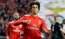 Atletico quyết chơi lớn khi chi tới 120 triệu euro cho Joao Felix