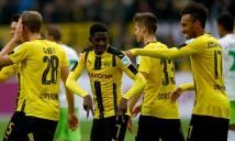 Sao trẻ tỏa sáng, Dortmund bẻ nanh 'sói xanh'