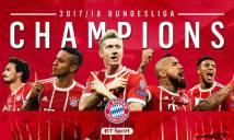 Bayern Munich vô địch sớm, lập kỷ lục vô tiền khoáng hậu