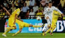 SOI SỐ BÀN THẮNG Real Madrid vs Villarreal, 22h15 ngày 13/1 (Vòng 19 La Liga 2017-18)