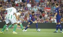Barcelona 2-0 Betis: Truyền nhân Neymar & show diễn hảo hạng