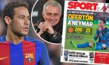 Nếu sang MU, Neymar sẽ 'bơi trong tiền'