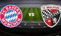 Bayern Munich vs Ingolstadt, 20h30 ngày 17/09: Kết cục định trước