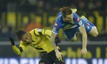 Nhận định Borussia Dortmund vs Hoffenheim 00h30, 17/12 (Vòng 17 - VĐQG Đức)