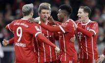 Vòng 16 Bundesliga: Bayern thắng nhọc, Schalke lên nhì bảng