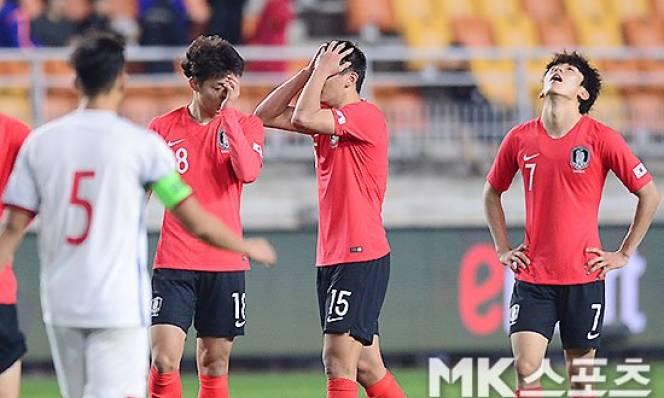 U19 Việt Nam cầm hòa U19 Hàn Quốc, HLV Park 'mát mặt' ở quê nhà
