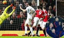 Chấm điểm MU trong trận hòa trước Swansea: Công cùng thủ kém