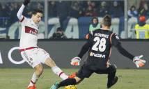 Milan thất vọng nhưng vẫn còn đó Bonaventura