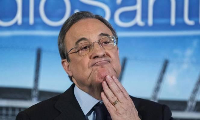 Khi Florentino Perez 'ngứa tay'...