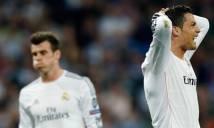 Ronaldo bức xúc vì Zidane ưu ái Bale hơn