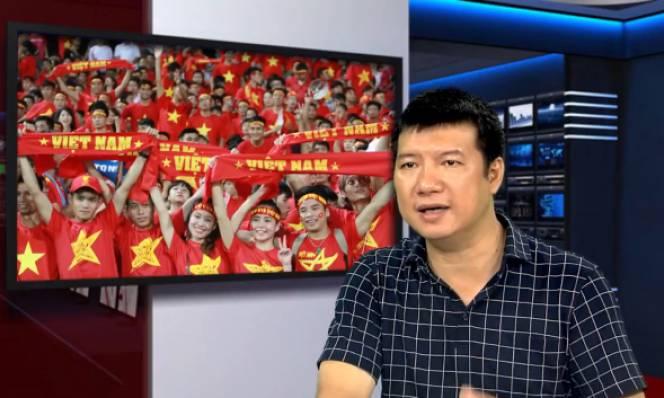 BLV Quang Huy nói gì về trận hòa nhạt nhòa của ĐT Việt Nam