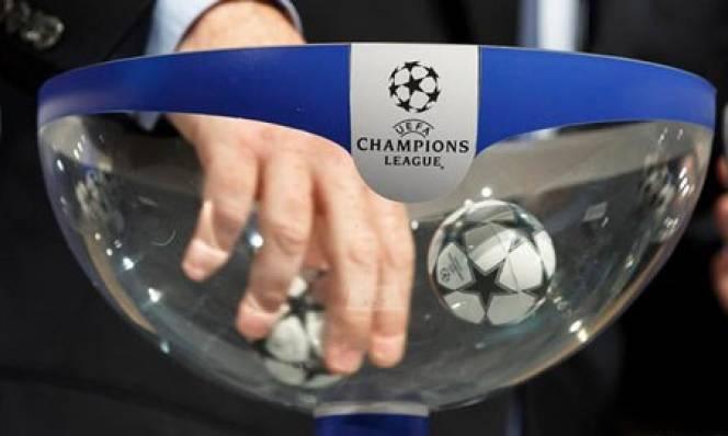 Kết quả bốc thăm 2 vòng sơ loại Champions League
