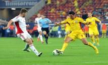Cơ hội vẫn chia đều cho cả Romania và Albania