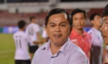 Chủ tịch Long An dọa bỏ bóng đá sau vụ trọng tài Nguyễn Trọng Thư