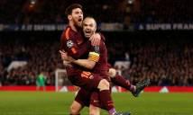 Những thống kê đáng chú ý sau trận Chelsea 1-1 Barca